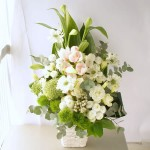 お供え花 a110128