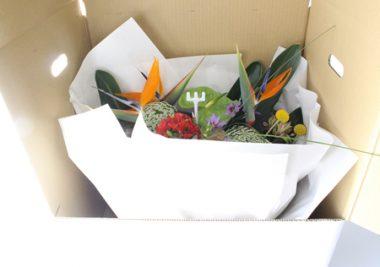 花の梱包2