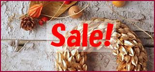 セール,sale,クリスマスリース,雑貨,