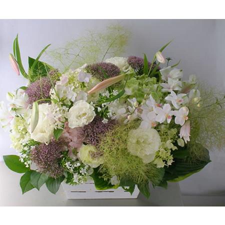 季節の花のお供え花 a112617
